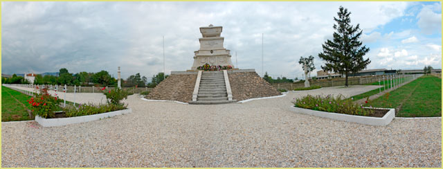 French cemetery from First World War